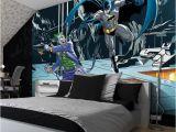 Car Wall Murals Uk Giant Size Wallpaper Mural for Girl S and Boy S Room Batman & Joker