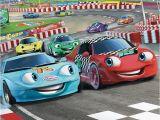 Car Wall Murals Uk Wall Murals Walltastic Car Racers