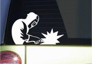 Car Window Murals Welder Sticker Vinyl Welding Decal Motorcycle Suvs Bumper Car Window