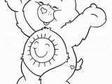 Care Bear Coloring Pages Care Bear Coloring Pages Inspirational Care Bear Coloring Sheets S