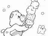 Care Bear Coloring Pages Care Bear Kids Corner Pinterest