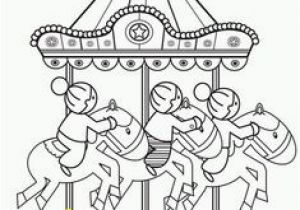 Carousel Coloring Pages 13 Best Carousel Coloring Sheets Images On Pinterest In 2018