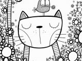 Cartoon Cat Coloring Pages Cat Coloring Pages Emilia Ihre Pinnwand