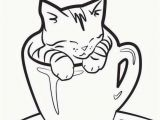 Cartoon Cat Coloring Pages Prodigious Coloring Pages Muffins for Boys Picolour