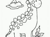 Cartoon Dinosaur Coloring Pages Pin by Malusita San On Ai
