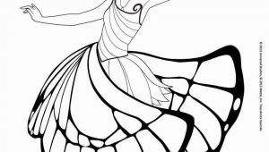 Cartoon Drawings Coloring Pages 10 Barbie Outline 0d