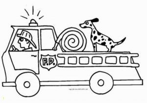 Cartoon Fire Truck Coloring Page Fire Safety Coloring Pages Inspirational Coloring Book and Pages