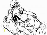 Cartoon Football Player Coloring Pages Gumball Coloring Pages