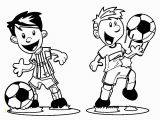 Cartoon Football Player Coloring Pages Playing Football Coloring Pages Wecoloringpage