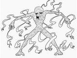 Cartoon Halloween Coloring Pages 14 Druckfertig Ausmalbilder Gratis