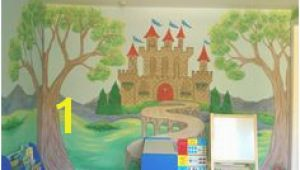 Castle Murals for Nursery 27 Best Castle Mural Images