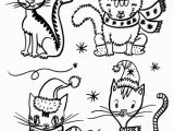 Cat and Mouse Coloring Pages Cats In Sweaters Just Cats Coloring 2 Pinterest