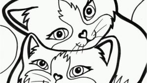 Cat Coloring Pages for Kids to Print Pin Auf Bilder