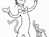Cat In the Hat Printables Coloring Pages Cat In Drawing at Getdrawings