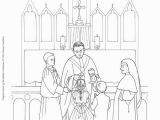 Catholic Vocations Coloring Pages Vocations Worksheet for Kids Grades 1 2 Vianney Vocations