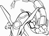 Celebi Pokemon Coloring Pages Pokemon Coloring Pages for Kids Pokemon Rayquaza Colouring Pages