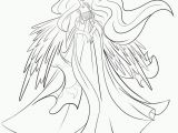 Celestia My Little Pony Coloring Pages Princess Celestia Coloring Page Coloring Home
