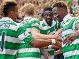 Celtic Football Wall Murals Celtic Vs Rangers Match Report Moussa Dembele Hat Trick