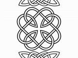 Celtic Knotwork Coloring Pages Celtic Knot