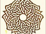 Celtic Knotwork Coloring Pages Celtic Rose that I Like A Lot Celtic Knots