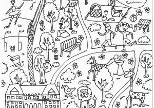 Central Park Coloring Pages Popular Central Park Coloring Pages Dringrames 5023 Unknown
