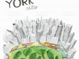 Central Park Wall Mural Central Park In New York In 2019
