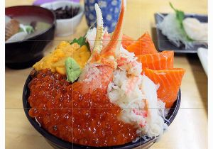 Ceramic Tile Murals Bathroom Japanese Meal Food Caviar Claw Crab Cup Plate Salad Tile Mural