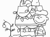 Charlie Brown Printable Coloring Pages Free Printable Charlie Brown Christmas Coloring Pages for