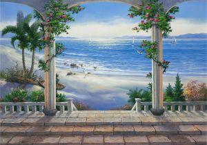 Cheap Beach Wall Murals Murals for Walls