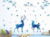 Cheap Christmas Wall Murals Environmental and Creative Decal for Kids Room Decoration