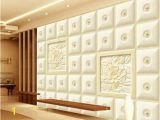 Cheapest Wall Murals Custom Wallpaper 3d sofa Tv Background Wallpaper Mural