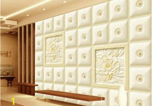 Cheapest Wall Murals Custom Wallpaper 3d sofa Tv Background Wallpaper Mural