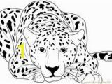 Cheetah Coloring Pages Online Cheetah Color Page Coloring In Vivid Chaos