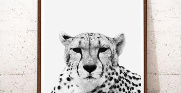 Cheetah Print Wall Murals Cheetah Print Art Cheetah Print Instant Download Cheetah