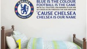 Chelsea Fc Wall Mural 19 Best Chelsea F C Wall Stickers Images