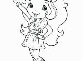 Cherry Jam Strawberry Shortcake Coloring Pages Strawberry Shortcake Cherry Jam Coloring Pages at