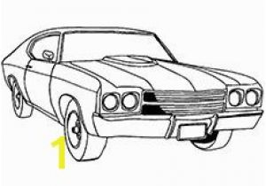 Chevy Chevelle Coloring Pages top 25 Race Car Coloring Pages for Your Little Es