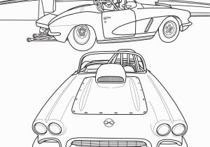 Chevy Corvette Coloring Pages K&n Printable Coloring Pages for Kids