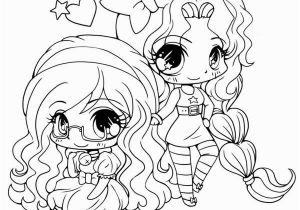 Chibi Anime Girl Coloring Pages Anime Girl Coloring Page Chibi Printable Fresh Anime Chibi Coloring