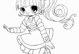 Chibi Anime Girl Coloring Pages New Cute Anime Chibi Girl Coloring Pages Katesgrove