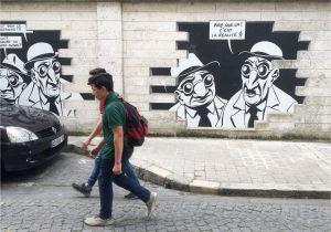 Chicago Bears Murals How Angoulªme France Became A Street Art Capital Condé Nast Traveler