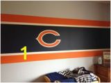 Chicago Bears Wall Mural 11 Best Chicago Bears Room & Wo Man Caves Images