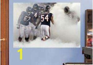 Chicago Bears Wall Mural 21 Best Clemson Football Bedroom Images