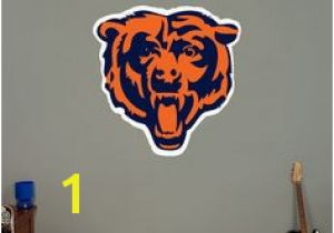 Chicago Bears Wall Mural 31 Best Football Images