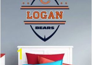 Chicago Bears Wall Mural 9 Best Chicago Bears Room Images