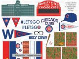 Chicago Cubs Wall Murals Cubs Fan Clipart