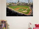 Chicago Cubs Wall Murals Inside Wrigley Field Fathead