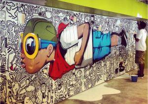 Chicago Mural Artist Hebru Branley Missioned Mu Ddb Fice