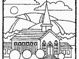 Children S Church Coloring Pages Mount Zion