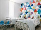 Childrens Bedroom Wall Murals Uk 21 Creative Accent Wall Ideas for Trendy Kids Bedrooms